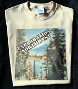 Exploration Northwest T-Shirt