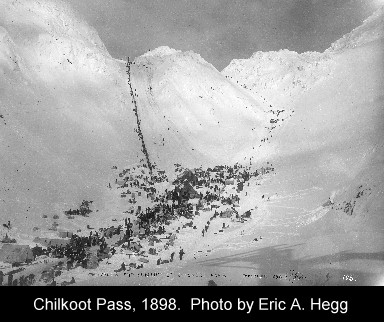 Chilkoot Pass